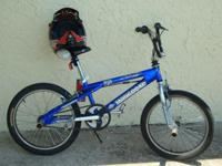 "Mongoose Outer Limit BMX Bike all Original 20"" Wheels."