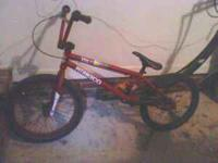 I have a Fit BMX bike, TRL 4 , the 2010 Signature. I
