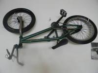 bmx bike for sale: haro mirra pro frame, was repainted