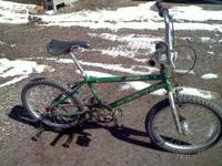 I have a few BMX bikes ranging in price from 30.00 to