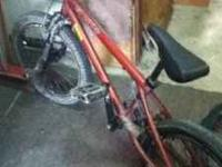 Hey, i got 2 BMX bikes for sale a Diamondback Nitrus,