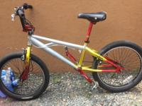 MONGOOSE BMX BICYCLE FOR SALE $50 CALL ME AT ( RED,