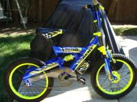 Up for sale is a pre owned DH 16 R Down Hill Racer. A