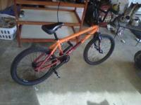 it is a really nice bike..i have only rode it a few