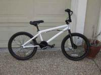 This is a Matt Hoffman BMX bike for sale. Is in great