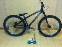 Hey fellas i have a top of the line bmx urban dirt