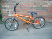 Used BMX Next bike in good condition  // //]]>