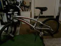 Selling my BMX Bike. The Bike is a Vertical Aluminum