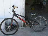 BMX Racing Bike  Jason Location: Terrebonne