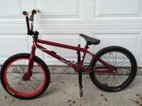 2009 MIRRA BMX BIKE THAT IS IN EXCELLENT SHAPE. ALWAYS