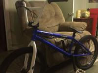 I am offering my Haro 300.2 BMX bike for $400 OBO. Only