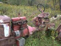 USED CYL. HEAD FOR FARMALL BN TRACTOR. ALSO HAVE OTHER