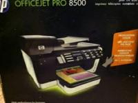 BNIB-Brand New In Box Officejet Pro 8500 Printer,
