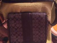 BNWT Coach purse/messenger bag. Was given as a gift,and