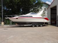 Descripción 1991BAYLINER WITH S & S MARINRE TRAILER;
