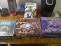 I am selling some board games. You can purchase them