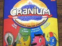 Cranium - $10 (utilized as soon as). Cash Matters - $10