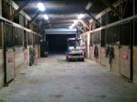 Horse Boarding is available at a drama free barn. Owner