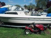 19 foot Renken Boat 1993, with Yamaha Marine Outboard