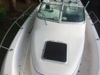 1994 proline 231,very nice boat,very safe hull,one