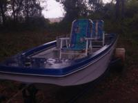 14 ft Randall craft live well storage fun fishing boat