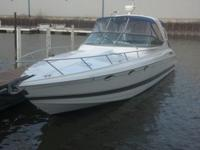 2001 Formula 37SS FRESH WATER BOATExceptionally Clean