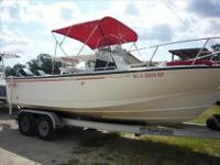 1995 Boston Whaler Outrage 24. 2006 - tan.axle. McClain