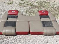 I have several bench seat cushion sets - see photos for