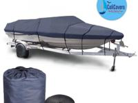 This is advertisement for boat covers. we at