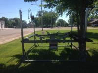 1600lb Boat lift 900.00 OBO can be seen in Tustin, WI
