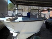 boat for sale fair condition inside need some working
