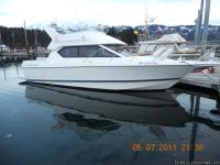 2001 Bayliner Ceira 2858.  32' overall