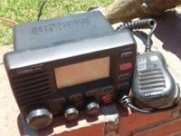 UNIDEN ES UM525 Marine Boat VHF CB radio USED, IN GREAT