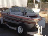 Sea Ray open bow inboard engine 3.0 little missing out