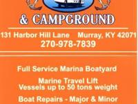 Needing boat repair ( body repair, motor, etc ), yearly