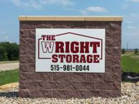 The Wright Storage has all your storage needs - from