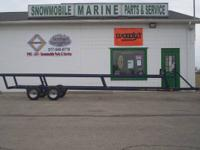 Boat, PWC and Camper  Storage - Winterize - Shrink