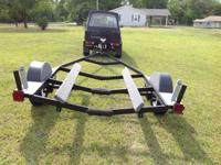 19 Ft. boat Trailer,New paint,new tires,new Treated