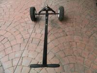 Trailer dolly Great for moving boat or jet-ski