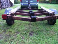 Boat Trailer for Sale or Hire up to 14 ft and some 15