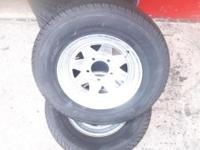 new tire and wheei from$ 95.95 and up painted or