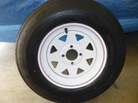 boat trailer tire size st175/80D13 load range C. This