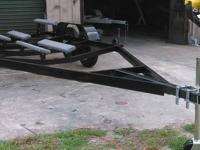 ALL SIZES AVAILABLE TO BUILD 18' -20' SINGLE AXLE