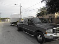 We will Transport Your Boat On Your Trailer or Ours.