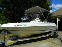 2002 Wellcraft 180 Fisherman $12,900 Garage-able -