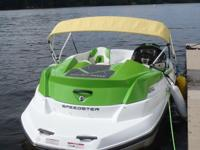 2012 Seadoo Speedster 150 Factory warranty through