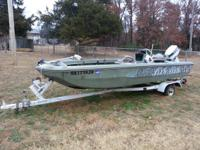 I have a nice little 14 ft boat and motor for sale good