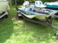 I have four boats and lots of parts and boat stuff that