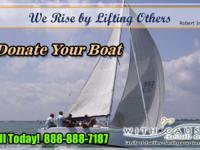 Do you need to get rid of your old boat? Donate your
