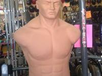 With the full-size, lifelike manikin design of the